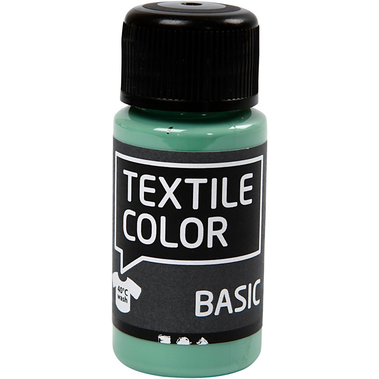 Textile Color, søgrøn, 50ml