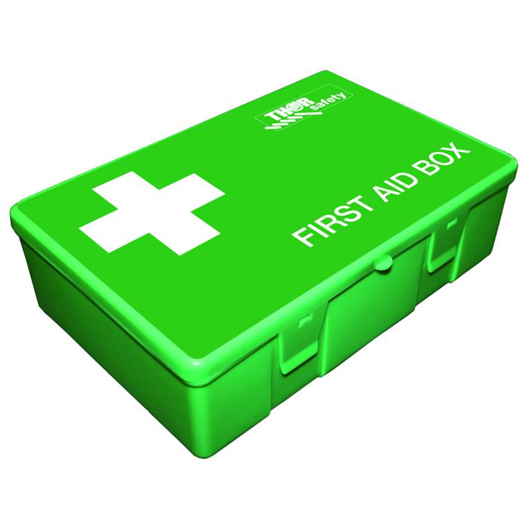 THOR First Aid Box - Førstehjælps kasse med indhold