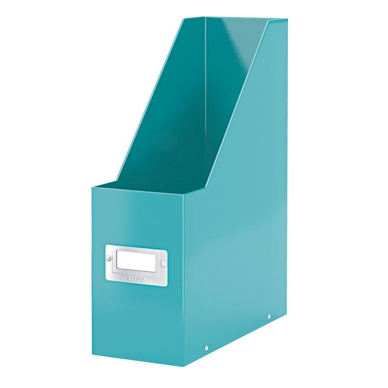 Tidsskriftholder A4 Leitz Click & Store | isblå