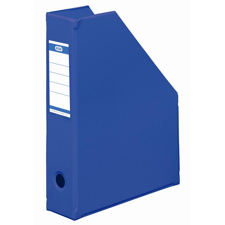 Tidsskriftskassette ELBA koboltblå Maxi A4 4010