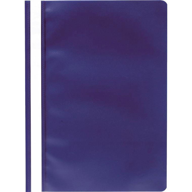 Tilbudsmappe PP niceday blå A4 u/lomme 25stk/pak 180685
