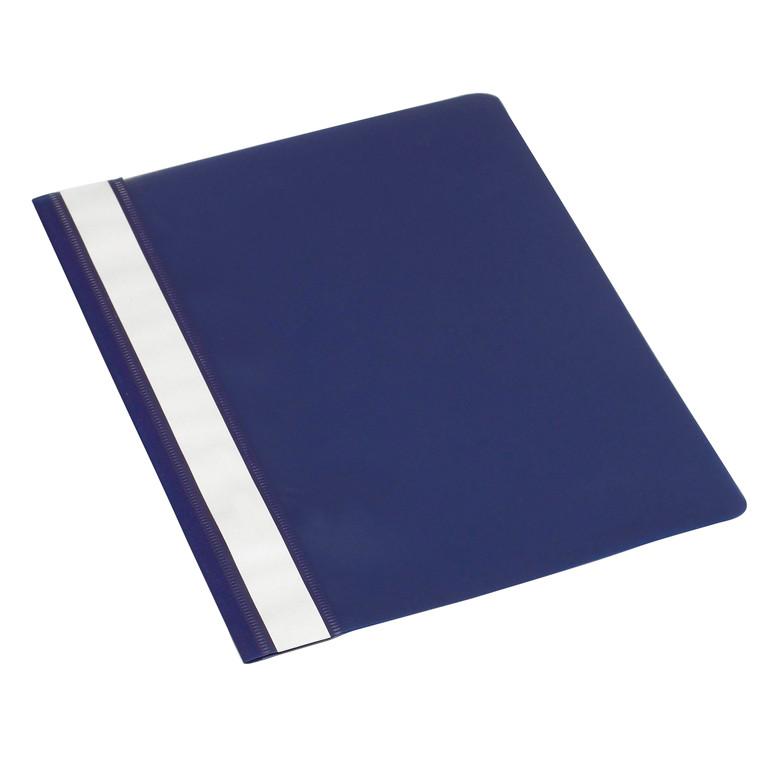 A5 tilbudsmappe blå Bantex - 100400329