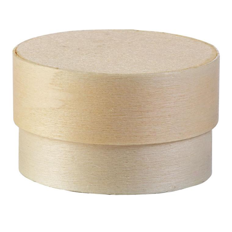 Træboks fødevaregodkendt 5cl 100stk/pak