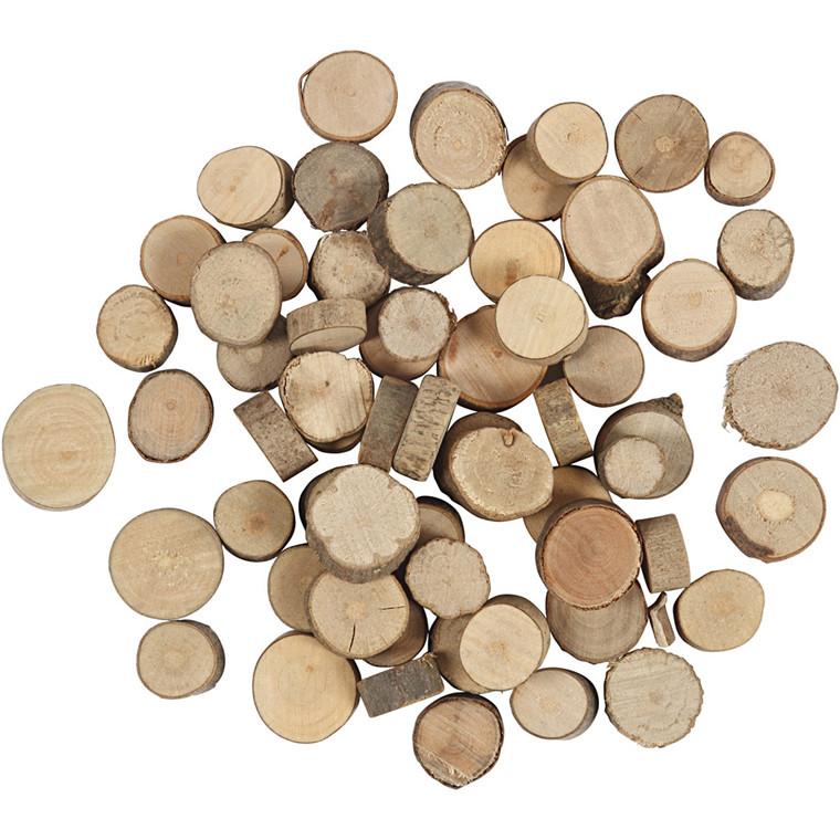 Træmix, diam. 10-15 mm, 25g