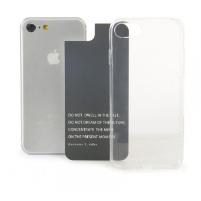 Tucano Cover Cambio iPhone 7 transparent