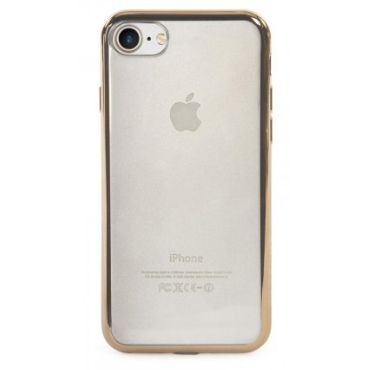 Tucano Cover Elektro Flex iPhone 7 transp/gold