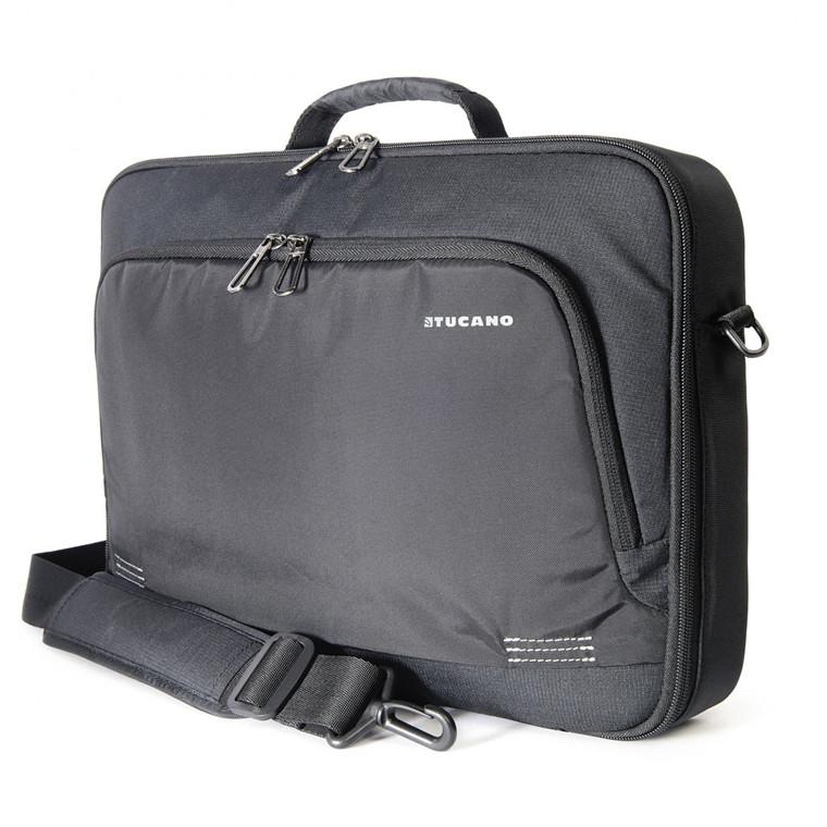 Tucano Forte 15'' ECO Laptop Bag, Black