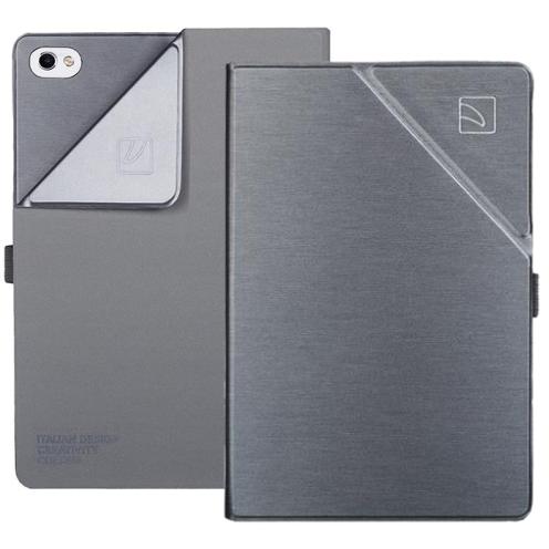Tucano iPad Mini 7,9'' (2019) Cover Minerale Hard, Space Grey