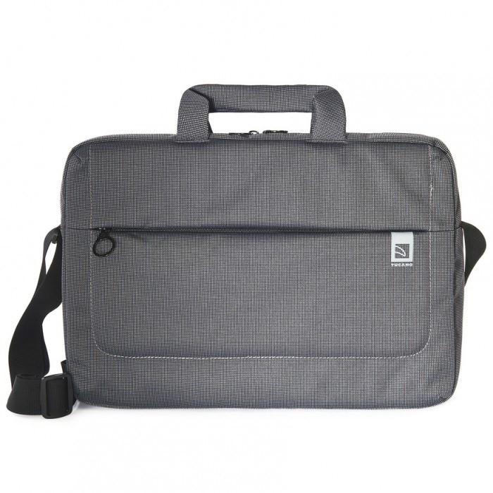 Tucano Loop Large 15'' Notebook Slim bag, Black