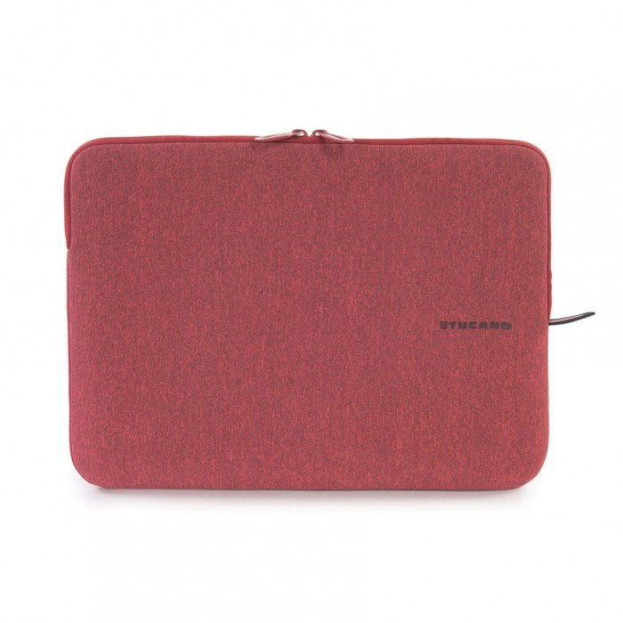 Tucano Sleeve Melange 13.3 - 14'' Notebook, Cherry Red