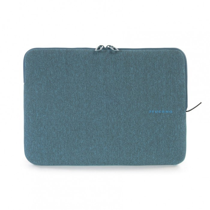 Tucano Sleeve Melange 13.3 - 14'' Notebook, Turquoise Blue