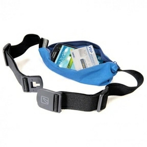 Tucano Sporty waistband for 6'' smartphones blue