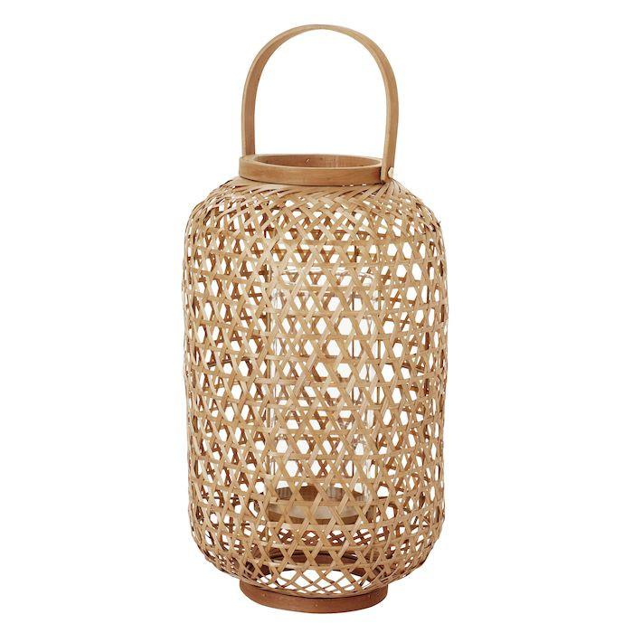 Udendørslys, Area lanterne, bambus