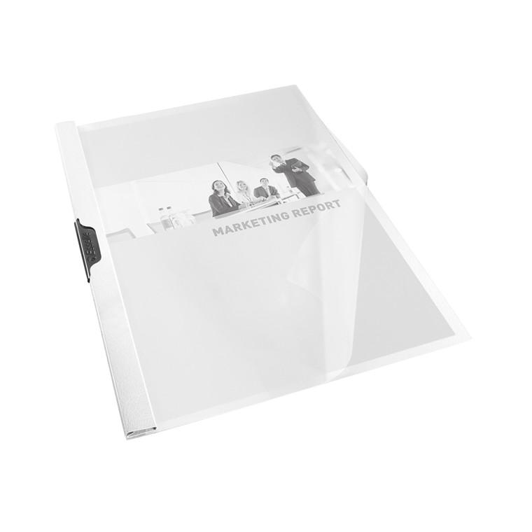 Esselte Universalmappe hvid A4 - til 30 ark