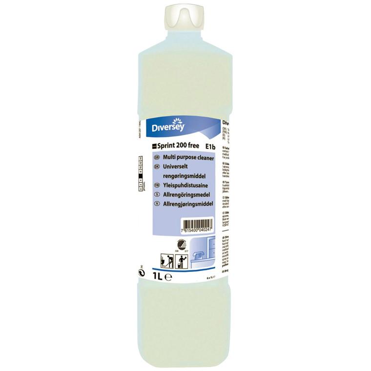 TASKI Sprint 200 Free - Universelt rengøringsmiddel - 1 liter