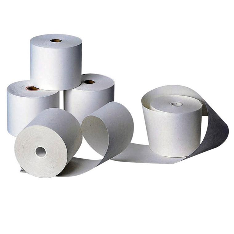 Vægtrulle - thermo ECO 80 gram 53 mm kerne 40 mm 23723 - 70 meter pr rulle