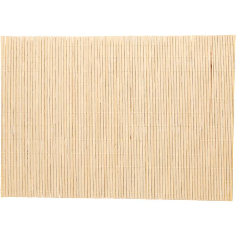 Valkemåtte, str. 45x30 cm, 4 stk.