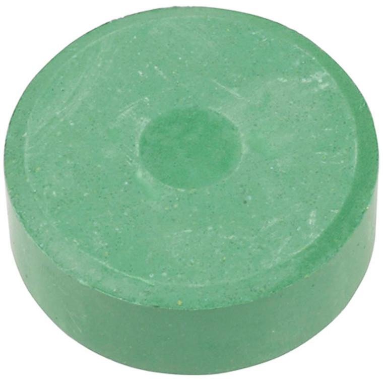 Vandfarve, dia. 44 mm, mørk grøn, refill, 6stk.