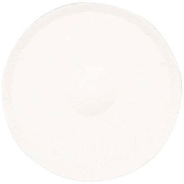 Vandfarve, dia. 57 mm, hvid, refill, 6stk.
