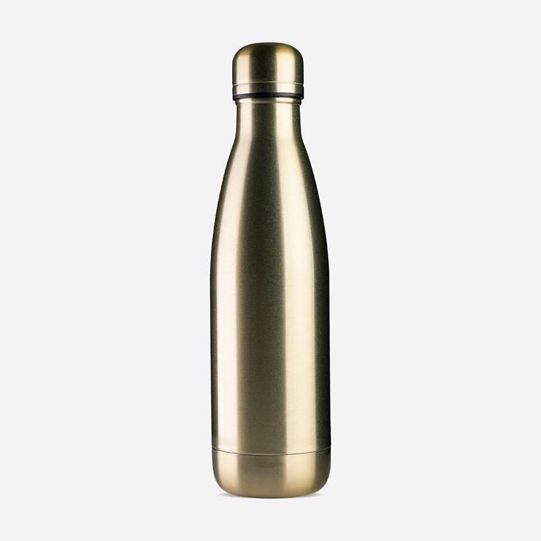 Vandflaske Jobout aqua Ø7x25,5cm 500ml champagne