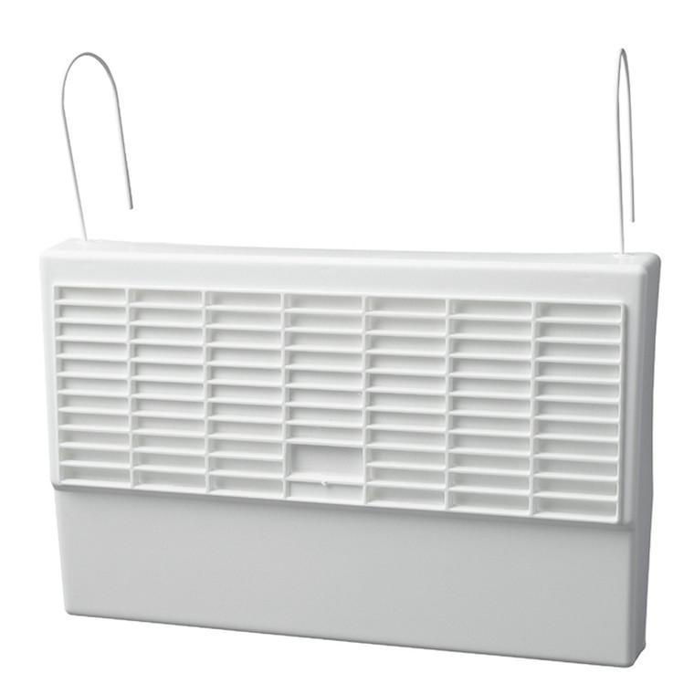 Vandfordamper Radiator hvid - SmartStore
