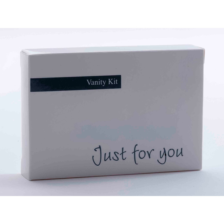 Vanity kit i karton 500stk/kar Just for you