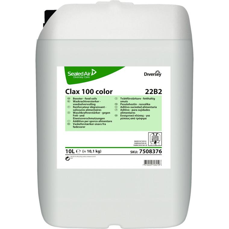 Vaskeforstærker, Clax 100 color 22B2, alkalisk, 10 l