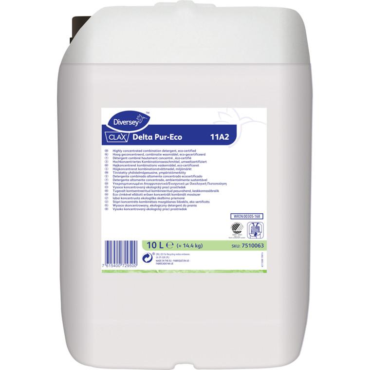 Vaskeforstærker, Clax Delta Free, 10 l