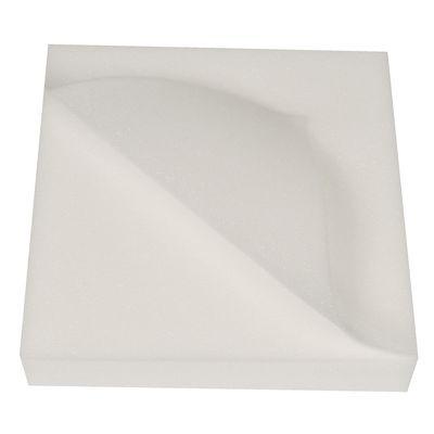 Vaskeklud, Soft'n Silky, hvid, 18x18 cm, 2 mm, 22kg/m3,