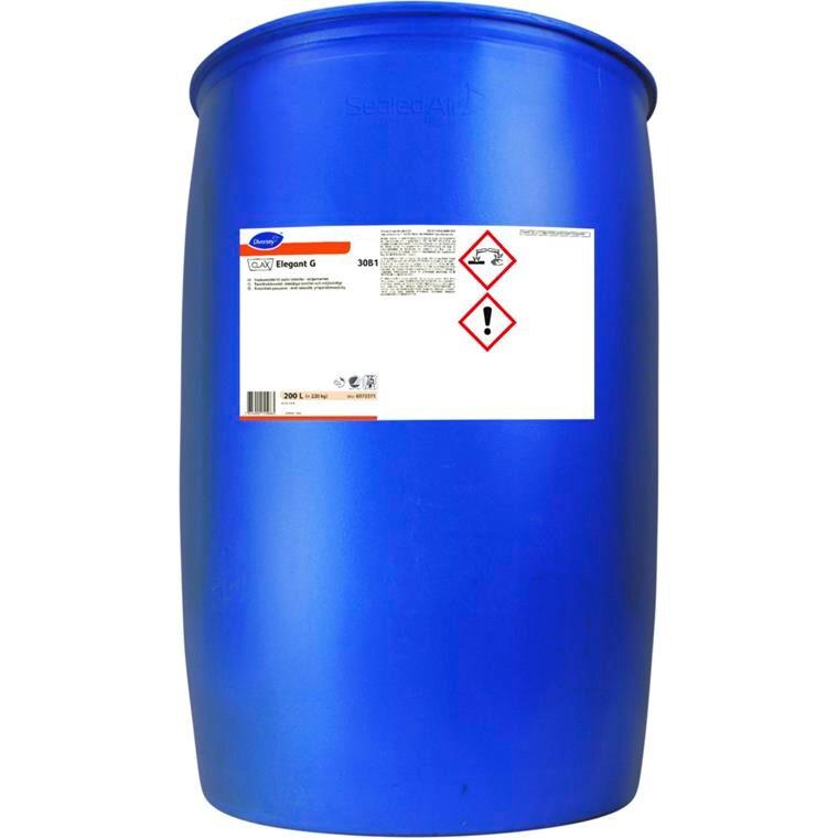 Vaskemiddel, Clax Elegant G 30B1, 200 l