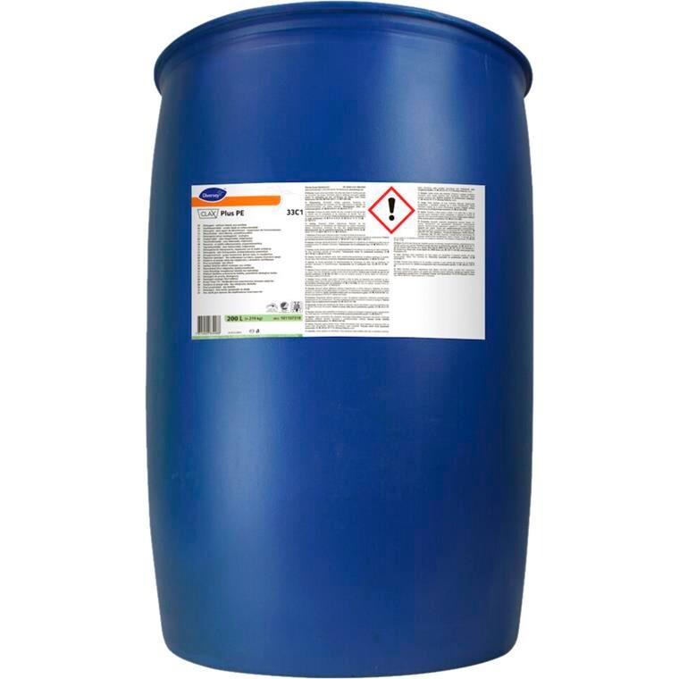 Vaskemiddel, Clax Plus G 33C1, 200 l