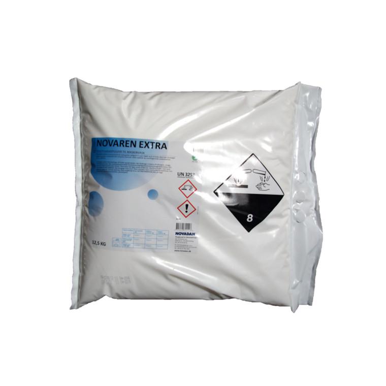 Vaskepulver, Novadan Novaren Extra, 12,5 kg, 12.664 g,