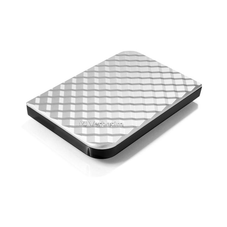 Verbatim 2TB Hard Drive 2,5'' Store N Go silver
