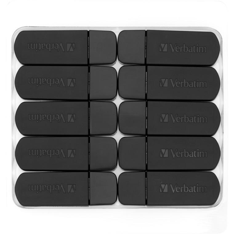 Verbatim BULK USB Drive Mini CLASSROOM Pack (10 x 16GB)