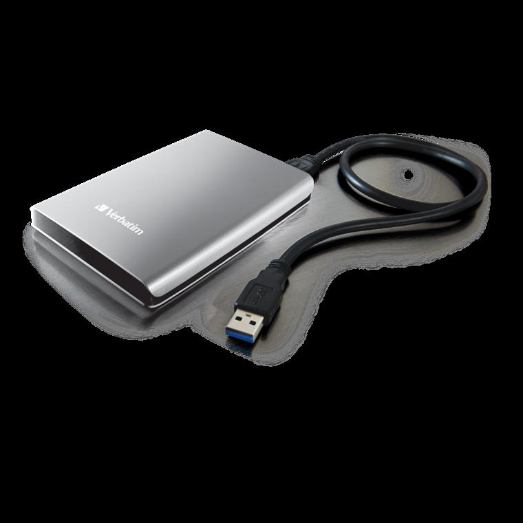 "Verbatim Store ´N´ Go 2.5"" (6.35Cm) 2Tb USB 3.0 Silver"