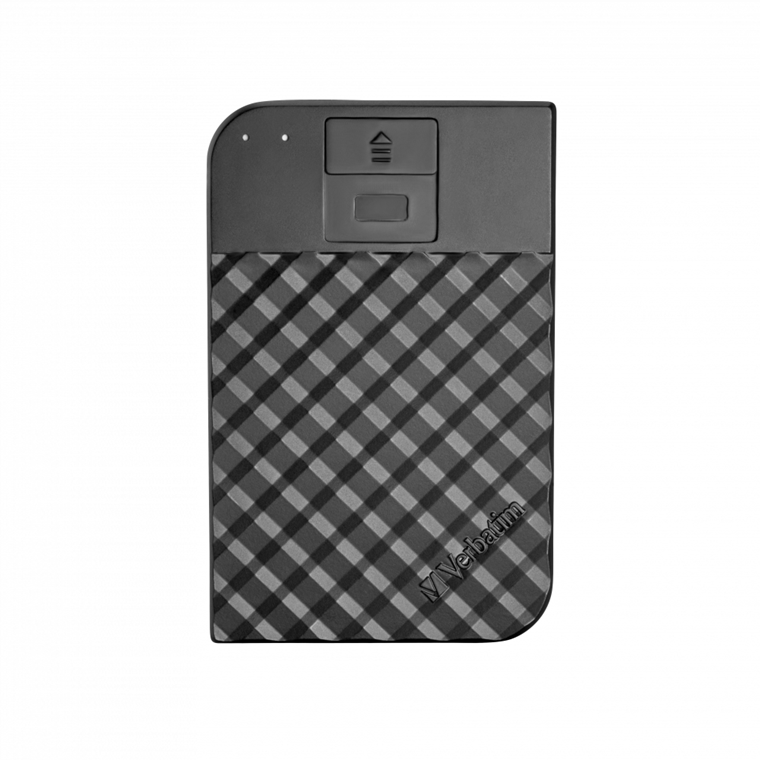 Verbatim USB 3.1 Fingerprint Secure Portable Hard Drive 2TB