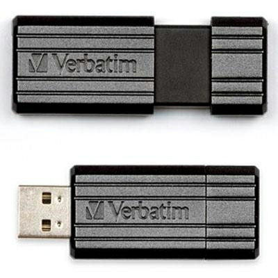 Verbatim USB key 64GB Store 'N' Go Pin Stripe