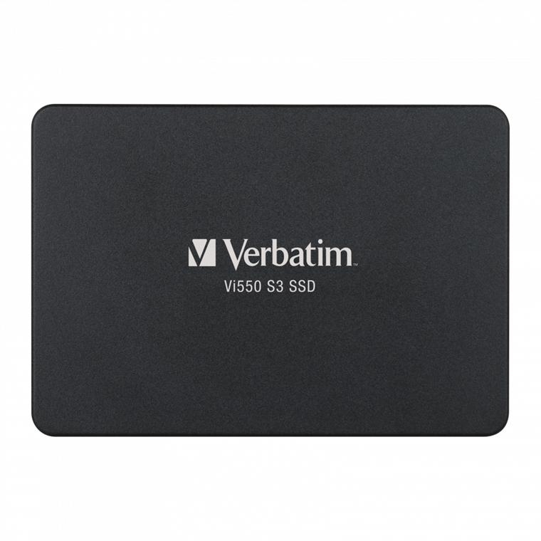 """Verbatim Vi550 S3 SSD 2.5"""" SATA III 7mm 128GB"""