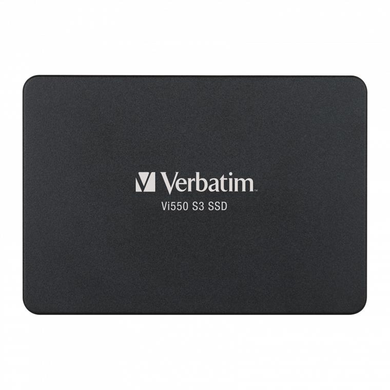 """Verbatim Vi550 S3 SSD 2.5"""" SATA III 7mm 256GB"""