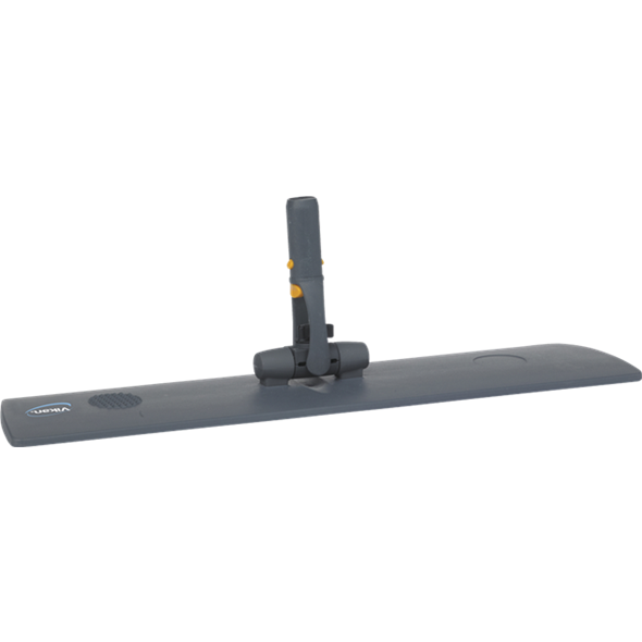 Vikan 374218 komposit moppe fremfører med velcro - 40 cm