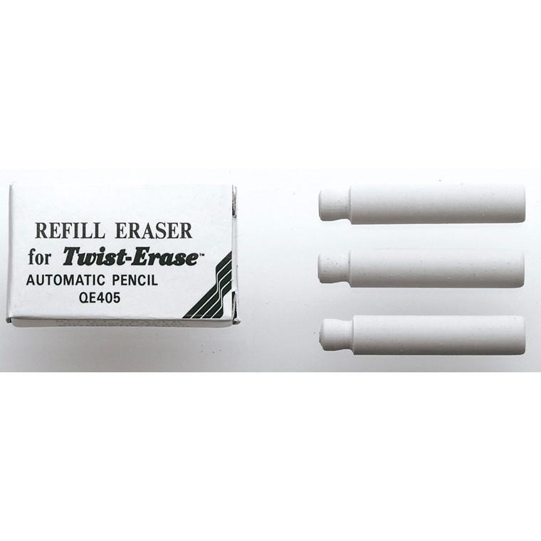 Viskelæder Pentel Twist Erase refill E10