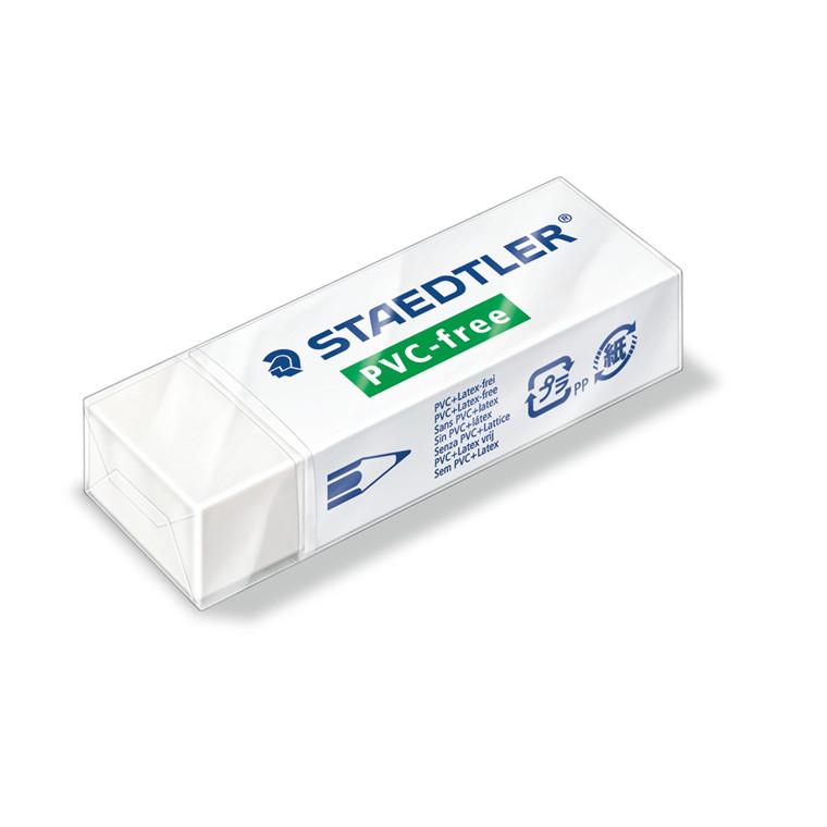 Viskelæder Staedtler PVC-fri 525 B20 65x23x13mm