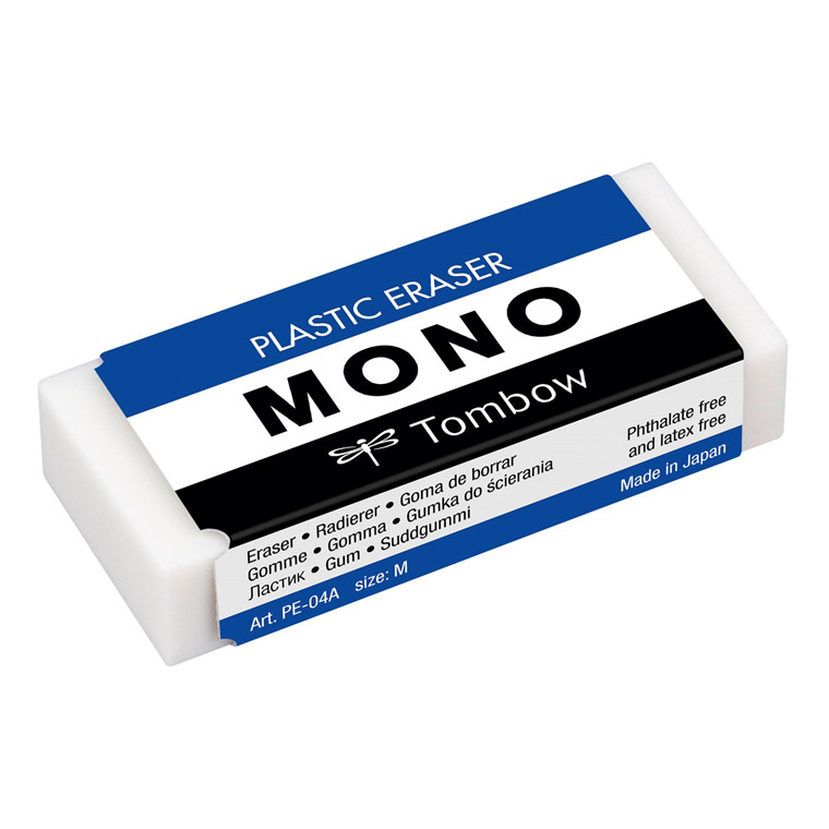 Viskelæder Tombow MONO M 19 g