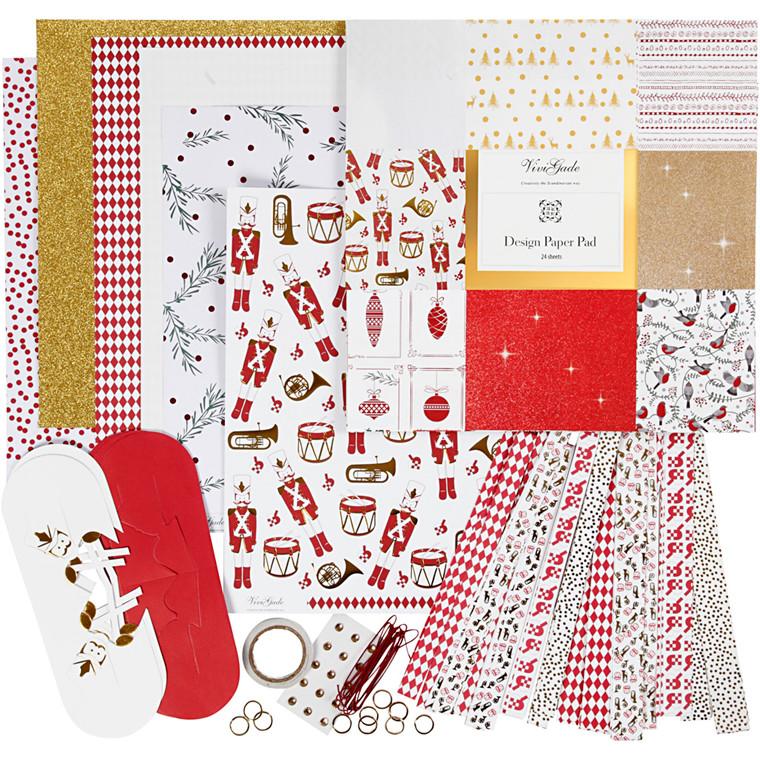 Vivi Gade Julepynt - 1 pakke