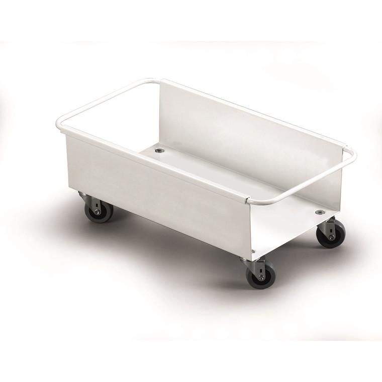 Vogn på 4 hjul - Til Durabin 60 liter affaldsspand