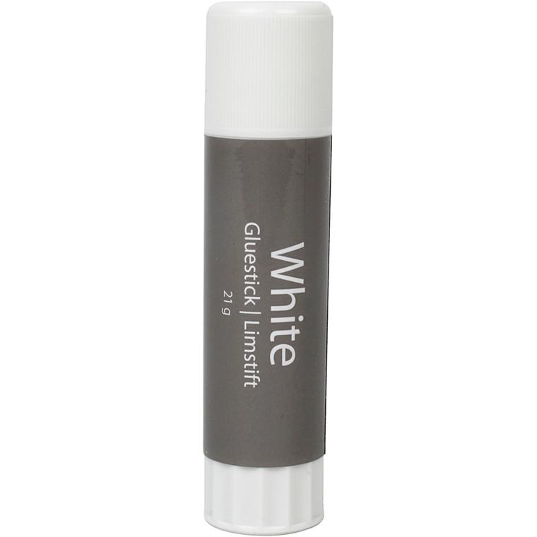 White limstift - 21 gram