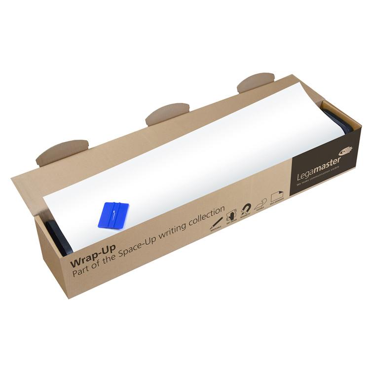 Whiteboard folie Wrap-up 101x150cm hvid magnetisk