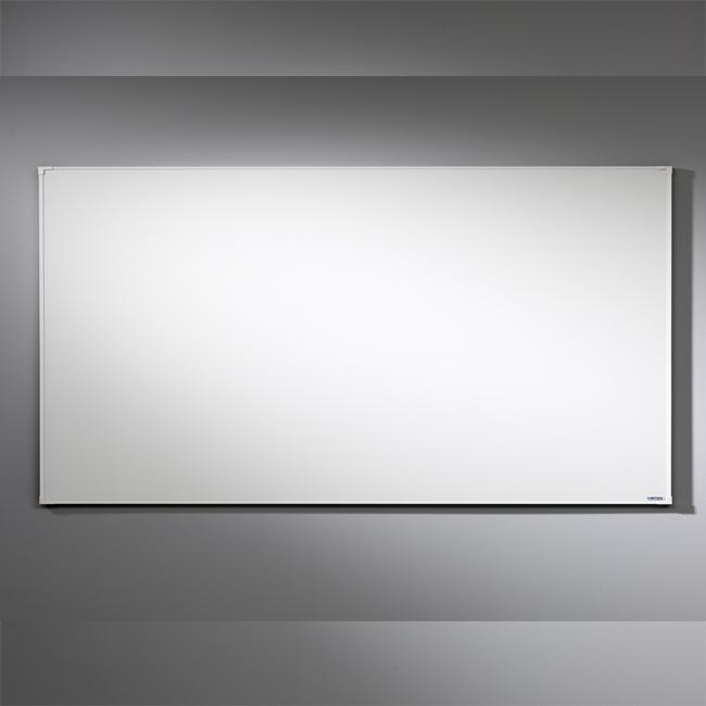 Whiteboard - Lintex Boarder 400 x 120 cm med hvid ramme