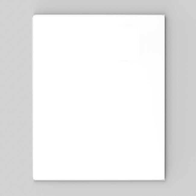 Whiteboard - Lintex Boarder med aluminiumsramme 35 x 50 cm