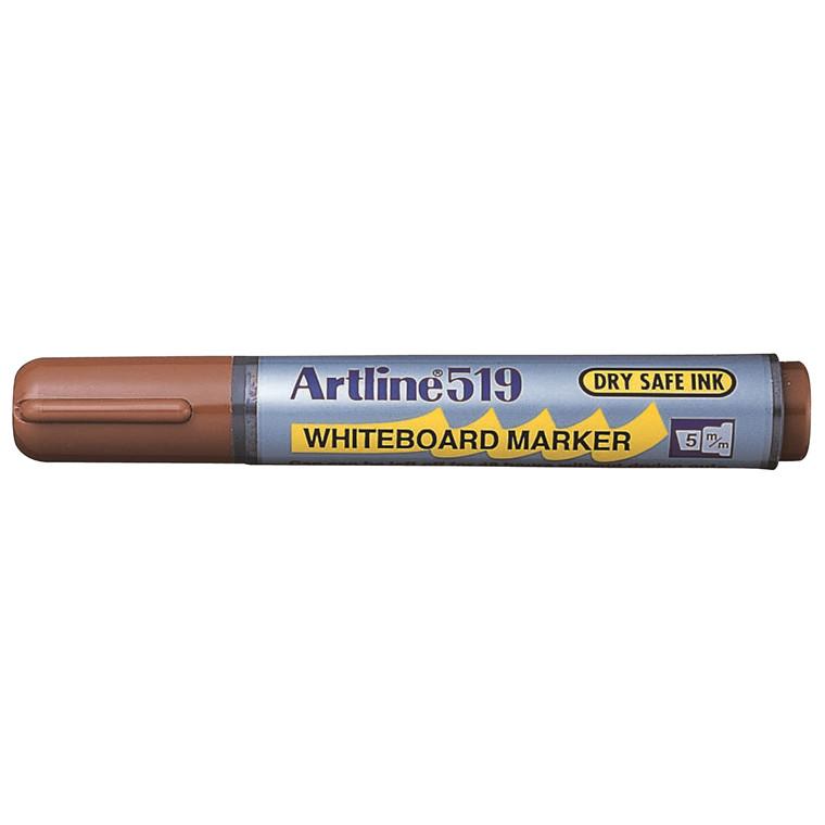 Whiteboard Marker Artline 519 brun